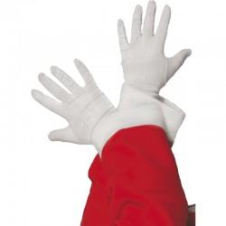 Gants blancs de Père Nöel