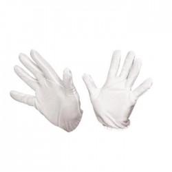 Gants blancs simples